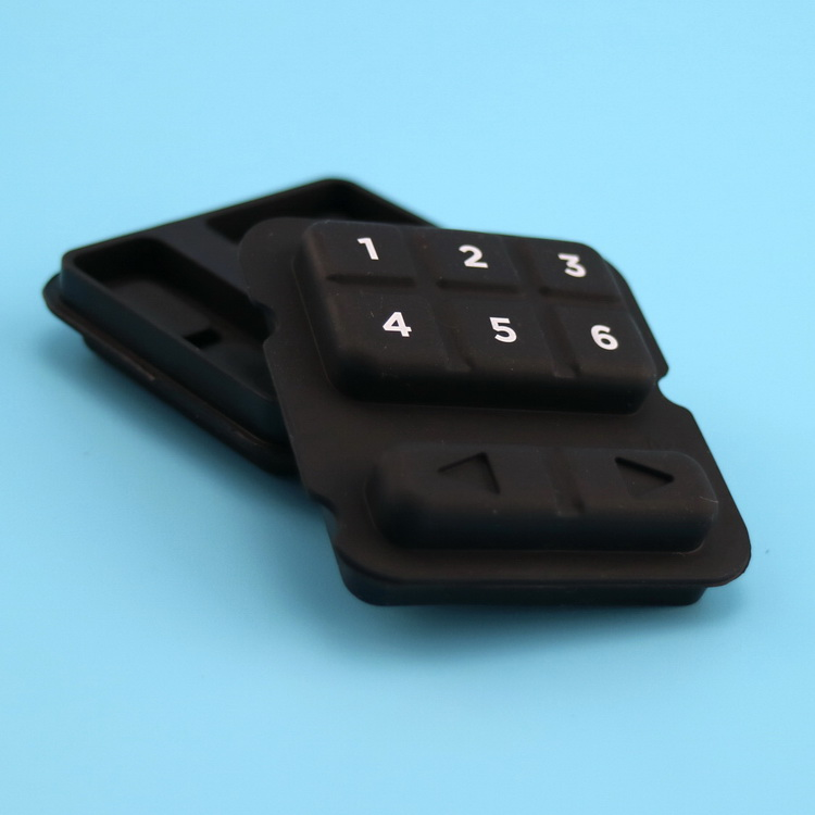 Experienceful factory supply for silicone rubber keypads